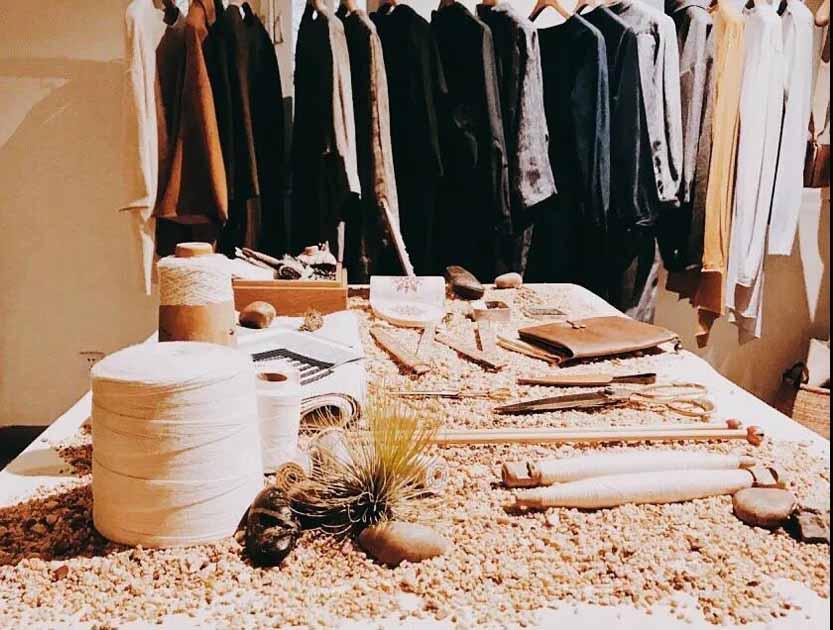 MOBUYU墨布语品牌服饰 时尚的质感生活